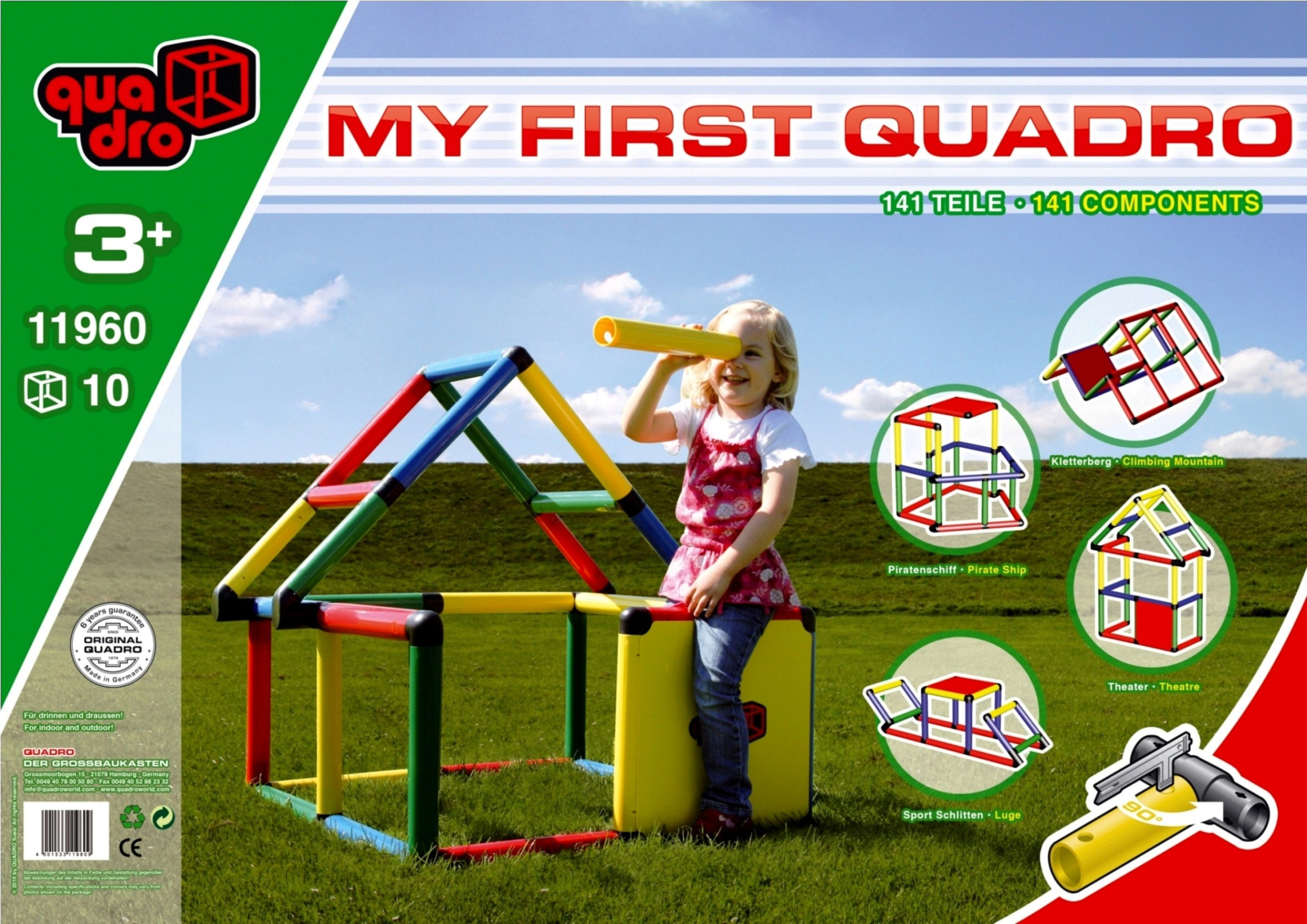 My First Quadro